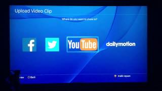 How to record Ps4 Gameplay & Upload it??