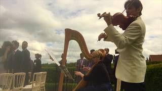 Canon in D and Wedding March - Violin and Harp