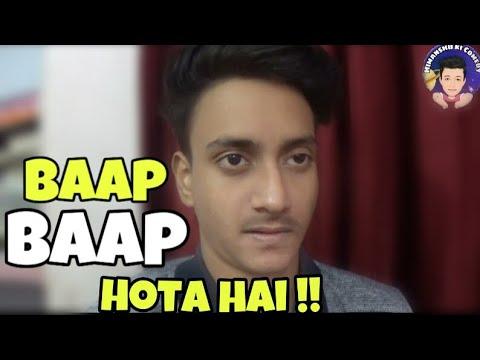 Baap Baap Hota Hai | Himanshu Ki Comedy