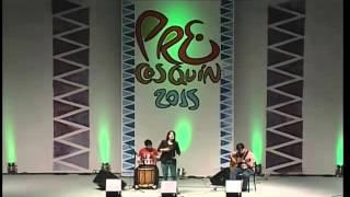 Leli Fernandez   El Antigal y El Timido   PreCosquin 2015