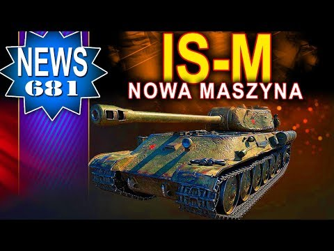 IS-M - nowa radziecka maszyneria nadciąga - NEWS - World of Tanks