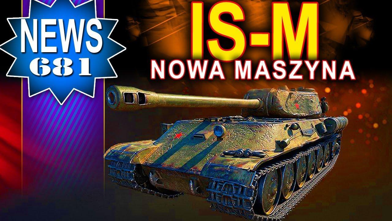 IS-M – nowa radziecka maszyneria nadciąga – NEWS – World of Tanks
