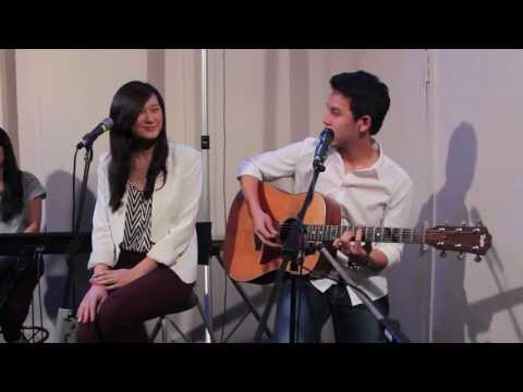 Just Give Me A Reason (P!nk ft Nate Ruess) / Learn To Love Again (Lawson) - acoustic mashup