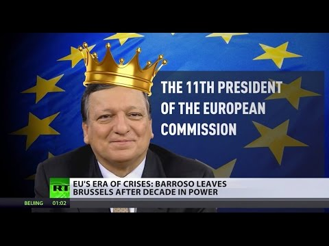 '10 years of crisis': Barroso's legacy to the EU