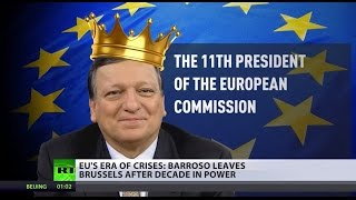 '10 years of crisis': Barroso's legacy to the EU thumbnail