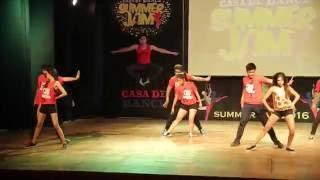 casa de dance summer jam 2016   grand finale   cdd crew
