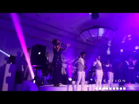 Creation Showband | Event & Wedding Band For Hire