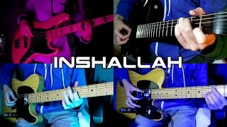 ♫ Inshallah - Sting (Instrumental cover - Guitar Bass)