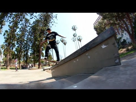 How to: Backside tailslide with Carlos Vega