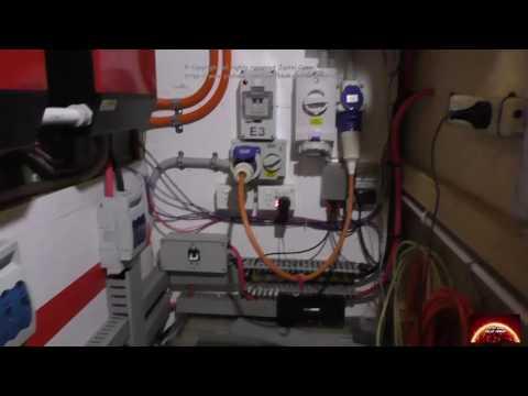 48V HYBRID OFF-GRID Power System. Bit of a chat