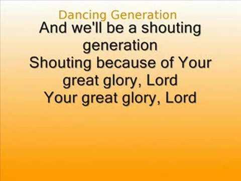 Matt Redman - Dancing Generation [Lyrics]