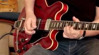 1967 Gibson ES-335 cherry, Part3