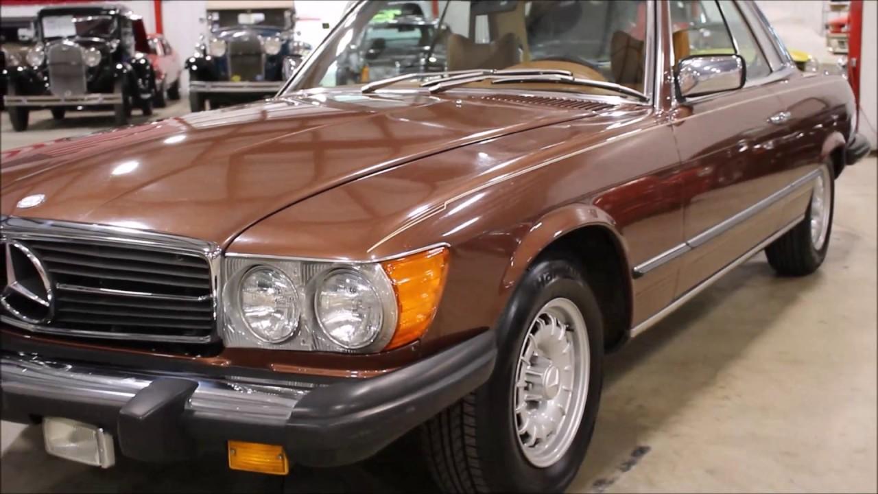 1979 Mercedes 450SLC  YouTube