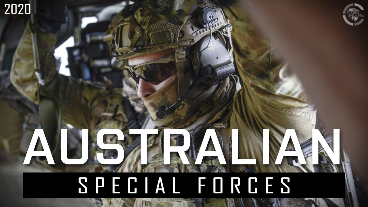 Australian Special Forces 2020 The Cutting Edge Youtube