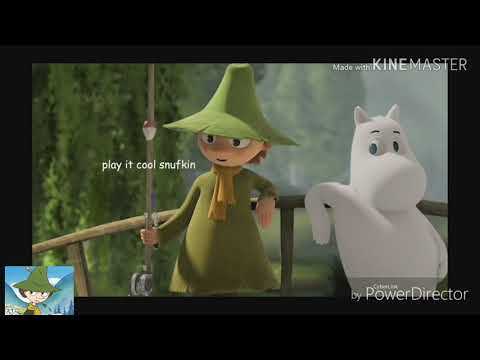 Moomin Likes Snufkin Boi