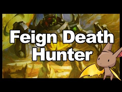 Feign Death Hunter - ez_BFT