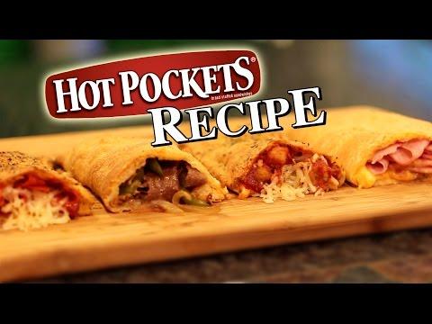 Hot Pockets Recipe   HellthyJunkFood