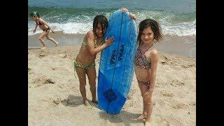 Доска для серфинга своими руками. Surfboard build. DIY surfboard