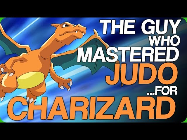 The Guy Who Mastered Judo... For Charizard (Favourite Pokemon Move From the Anime)
