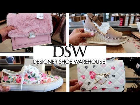 DSW DESIGNER SHOES!!! COME WITH ME