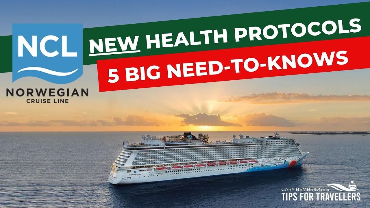 Latest Norwegian Cruise Line Health Protocols 5 Key Need To Knows Youtube
