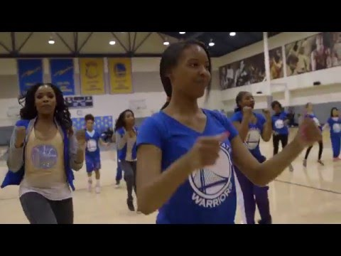 Step Up Your Game Dance Clinic Presented by The California Endowment