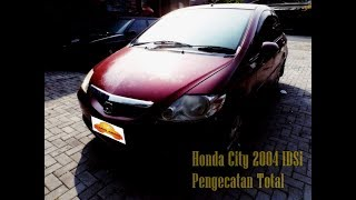Honda City 2004 Idsi Reviewed by CEA (Odd looking car with amazing