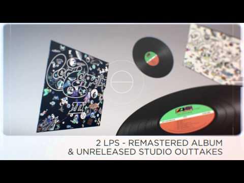 Led Zeppelin - Led Zeppelin III (Super Deluxe Unboxing Video)