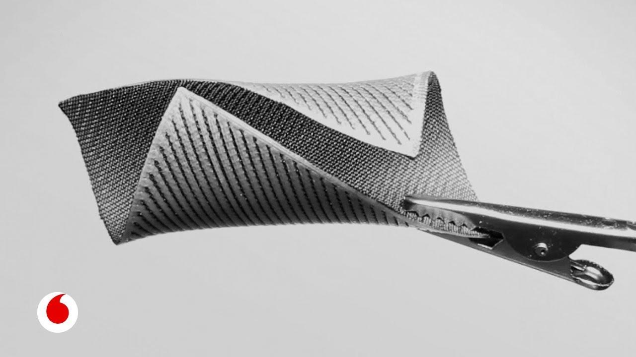 Impresión 4D, los materiales que construyen cosas por sí mismos