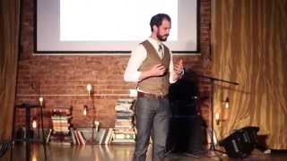 A Matter of Good Taste: Trevor Newberry at TEDxBirmingham 2011