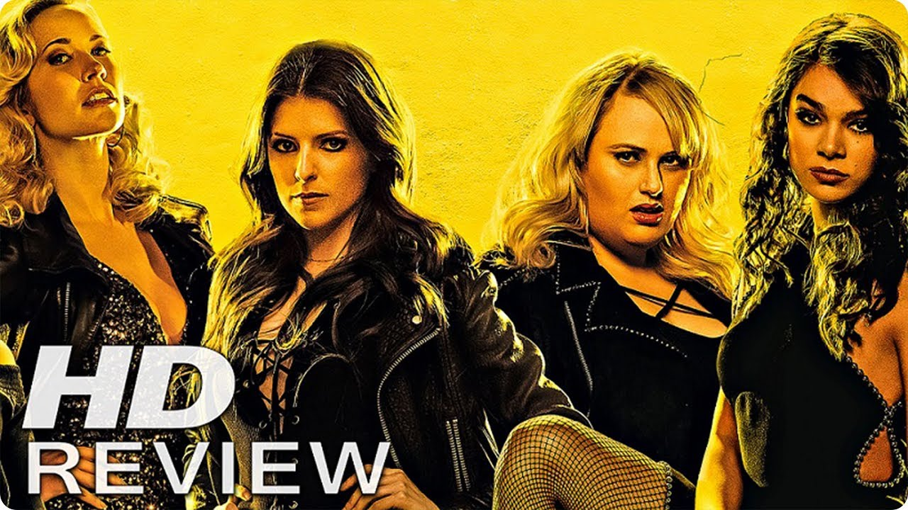 Pitch Perfect 3 Kritik Review 2017