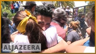 🇳🇮 Students freed after standoff at Nicaragua church leaves two dead | Al Jazeera English