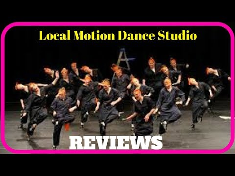 Local motion dance studio