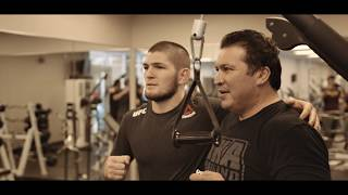 "UFC 220: EP.4 - Khabib on Weight Cutting -""When you cutting weight, last day is very hard."""