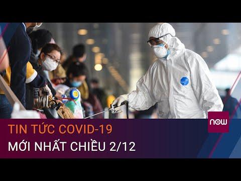 Dịch Covid-19 hôm nay 2/12: Thêm 7 ca mắc mới Covid-19   VTC Now