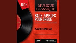 Provided to YouTube by Believe SAS Toccata and Fugue in D Minor, BW...