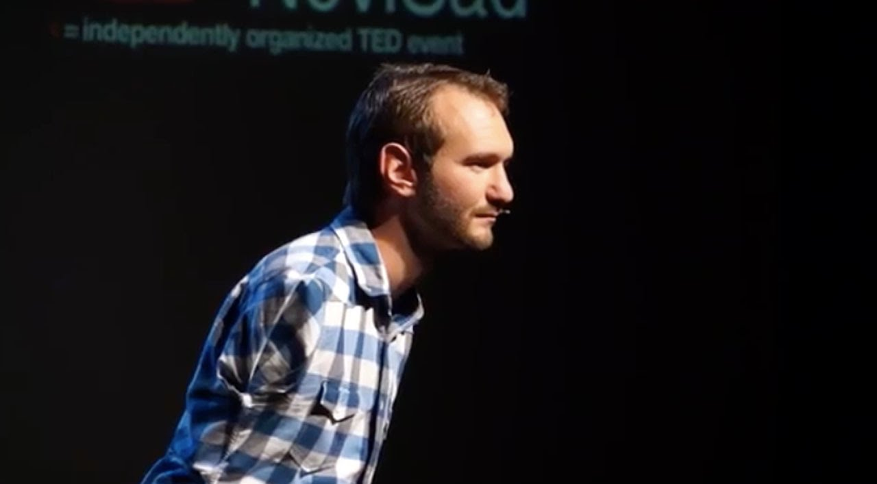 overcoming hopelessness nick vujicic tedxnovisad