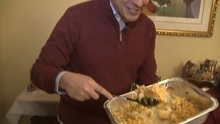 Holiday Helping: Kris Anderson - Ooey Gooey Macaroni &amp Cheese