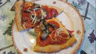 Homemade Gluten Free Pizza ~ Bob's Red Mill Pizza Crust Mix