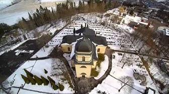 Vihdin kirkonkylä 2016