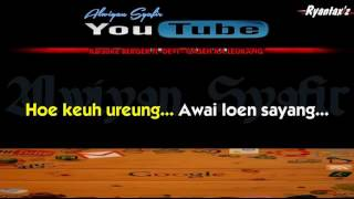 Karaoke BERGEK ft DEVI   GASEH KA LEUKANG   YouTube
