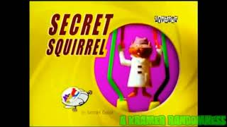 ALL Secret Squrrel Boomerang Bumpers