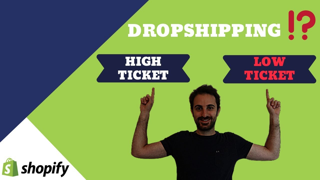 High Ticket Dropshipping Products: Is It Worth Selling Them?