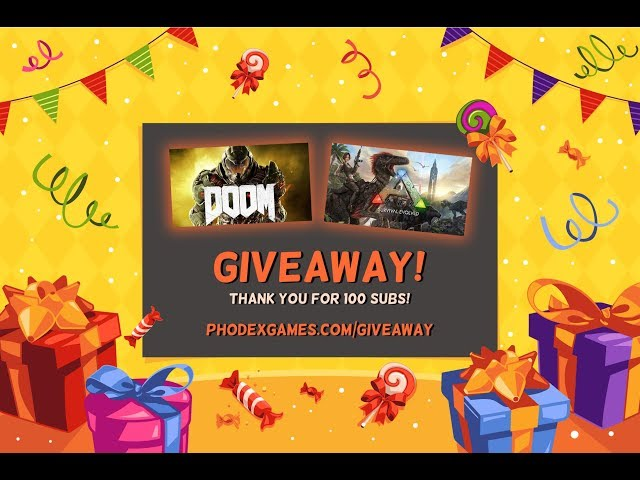 Community Giveaway + Thank You For 100 Subs ❤️️