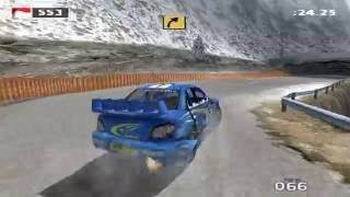 WRC 3 World Rally Championship 3 PCSX2 PS2 (2003) 60fps