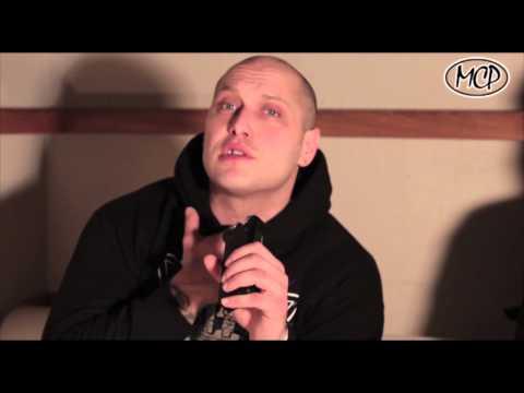 Exclusive Interview - Stoka @ Union Halle Frankfurt