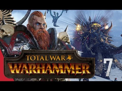 Total War: Warhammer Campaign #7 - Norsca! Wulfrik the Wanderer, VERY HARD