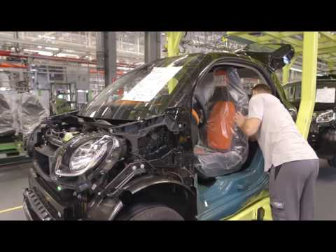 Thumbnail: How It's Made: One of Smallest Car in The World: Smart Fortwo