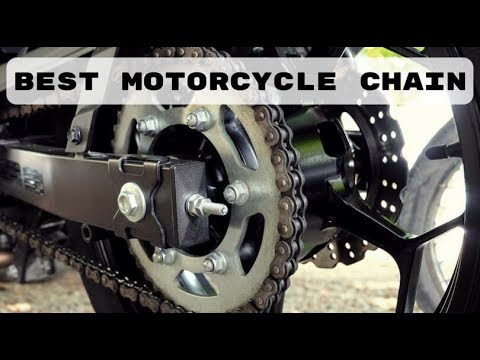 Best Motorcycle Chain For The Money - Top Motorcycle Security
