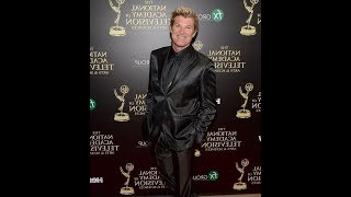 Soap star Winsor Harmon booked for being drunk in public